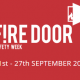 fire doro safety week